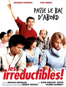 Os Irredutíveis - Poster / Capa / Cartaz - Oficial 1