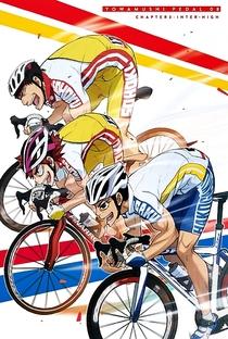 Yowamushi Pedal (1ª Temporada) - Poster / Capa / Cartaz - Oficial 9