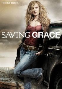 Saving Grace (3ª Temporada) - Poster / Capa / Cartaz - Oficial 1