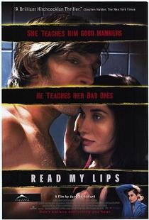 Sobre Meus Lábios - Poster / Capa / Cartaz - Oficial 2