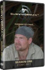 Survivorman - Poster / Capa / Cartaz - Oficial 1