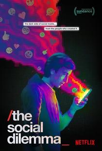 O Dilema das Redes - Poster / Capa / Cartaz - Oficial 3