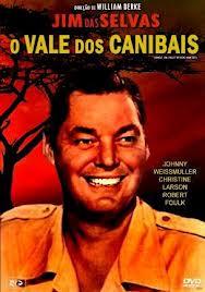 O Vale dos Canibais - Poster / Capa / Cartaz - Oficial 1