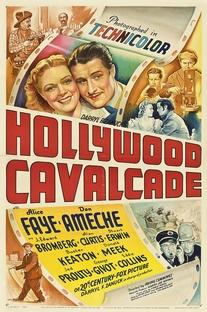 Hollywood em Desfile - Poster / Capa / Cartaz - Oficial 1