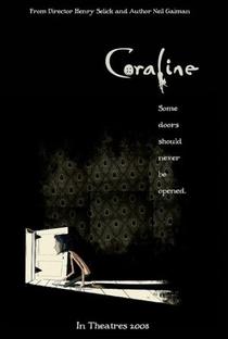 Coraline e o Mundo Secreto - Poster / Capa / Cartaz - Oficial 5
