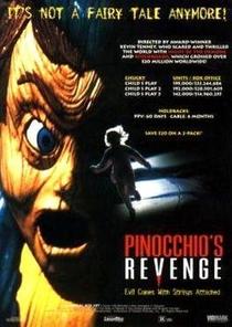 Pinóquio - O Perverso - Poster / Capa / Cartaz - Oficial 1