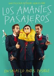 Os Amantes Passageiros - Poster / Capa / Cartaz - Oficial 1