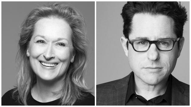 Meryl Streep vai estrelar série criada por J.J. Abrams