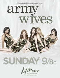 Army Wives (5° Temporada) - Poster / Capa / Cartaz - Oficial 1