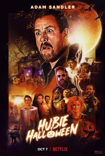O Halloween do Hubie - Poster / Capa / Cartaz - Oficial 1
