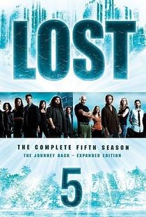 Lost (5ª Temporada) - Poster / Capa / Cartaz - Oficial 1