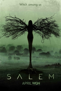 Salem (1ª Temporada) - Poster / Capa / Cartaz - Oficial 4