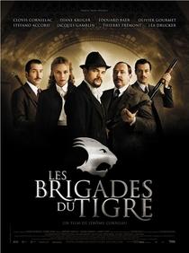 Brigadas do Tigre - Poster / Capa / Cartaz - Oficial 1
