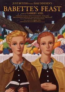 A Festa de Babette - Poster / Capa / Cartaz - Oficial 5