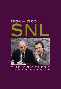 Saturday Night Live (10ª Temporada) - Poster / Capa / Cartaz - Oficial 1