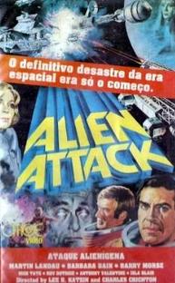 Ataque Alienígena - Poster / Capa / Cartaz - Oficial 2
