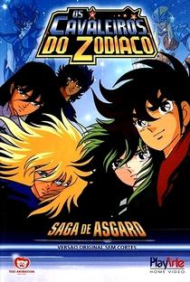 Os Cavaleiros do Zodíaco (Saga 2: Asgard) - Poster / Capa / Cartaz - Oficial 1