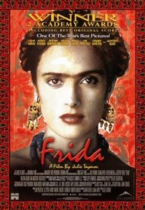 Frida - Poster / Capa / Cartaz - Oficial 1