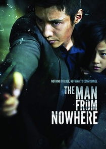 O Homem de Lugar Nenhum - Poster / Capa / Cartaz - Oficial 12