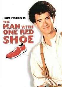 O Homem do Sapato Vermelho - Poster / Capa / Cartaz - Oficial 1