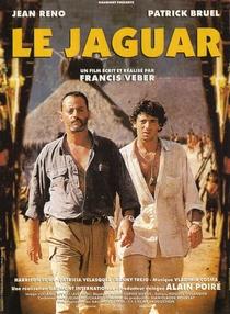 Le jaguar - Poster / Capa / Cartaz - Oficial 3