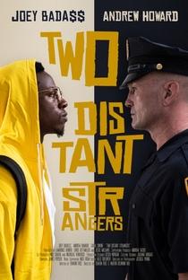Dois Estranhos - Poster / Capa / Cartaz - Oficial 1