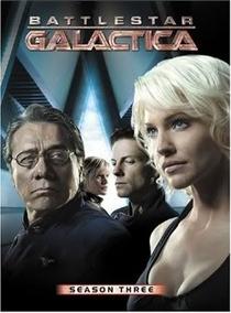 Battlestar Galactica (3ª Temporada) - Poster / Capa / Cartaz - Oficial 2