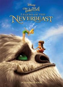 Tinker Bell e o Monstro da Terra do Nunca - Poster / Capa / Cartaz - Oficial 1