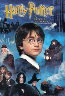 Harry Potter e a Pedra Filosofal - Poster / Capa / Cartaz - Oficial 13