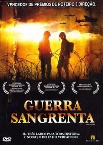 Guerra Sangrenta - Poster / Capa / Cartaz - Oficial 3