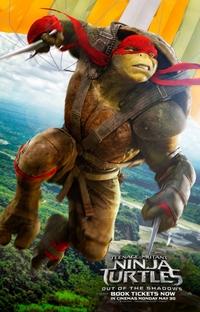 As Tartarugas Ninja: Fora das Sombras - Poster / Capa / Cartaz - Oficial 22