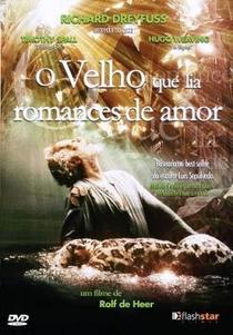 O Velho Que Lia Romances de Amor - Poster / Capa / Cartaz - Oficial 1