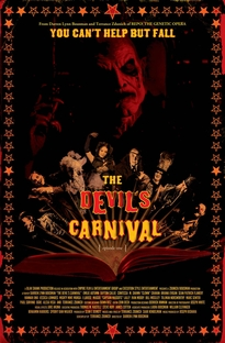 The Devil's Carnival - Poster / Capa / Cartaz - Oficial 1