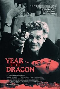 O Ano do Dragão - Poster / Capa / Cartaz - Oficial 8