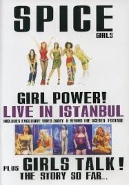 Spice Girls: Girl Talk! The Story So Far... - Poster / Capa / Cartaz - Oficial 1