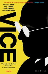 Vice - Poster / Capa / Cartaz - Oficial 1