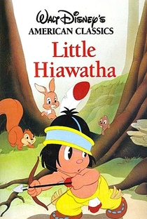 O Pequeno Hiawatha - Poster / Capa / Cartaz - Oficial 3