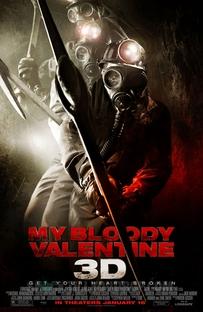 Dia dos Namorados Macabro 3D - Poster / Capa / Cartaz - Oficial 1