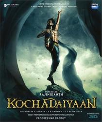 Kochadaiiyaan - Poster / Capa / Cartaz - Oficial 6