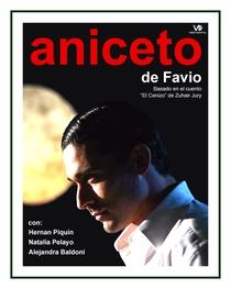 Aniceto - Poster / Capa / Cartaz - Oficial 1
