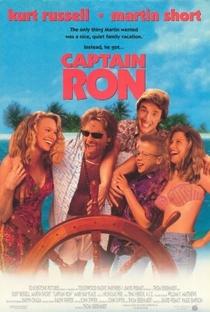 Capitão Ron, o Louco Lobo dos Mares - Poster / Capa / Cartaz - Oficial 3