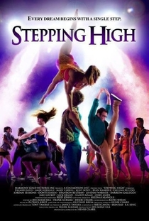 Stepping High - Poster / Capa / Cartaz - Oficial 1