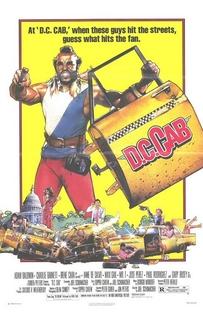 D.C. Cab - Poster / Capa / Cartaz - Oficial 1