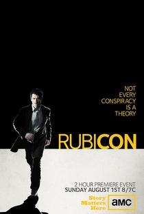 Rubicon (1ª Temporada) - Poster / Capa / Cartaz - Oficial 1