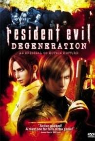 Resident Evil: Degeneração - Poster / Capa / Cartaz - Oficial 2