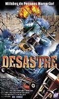 Desastre - Poster / Capa / Cartaz - Oficial 1
