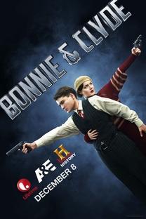 Bonnie & Clyde - Poster / Capa / Cartaz - Oficial 1