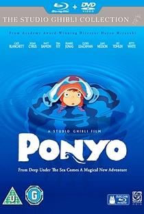 Ponyo: Uma Amizade que Veio do Mar - Poster / Capa / Cartaz - Oficial 42