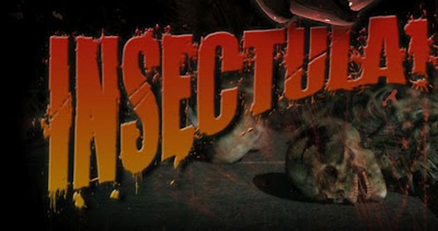 GARGALHANDO POR DENTRO: Trailers Bizarros | Insectula!