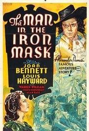 O Máscara de Ferro - Poster / Capa / Cartaz - Oficial 2